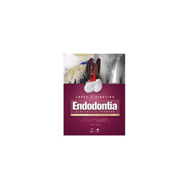 Livro - Endodontia Biologia e Técnica - Lopes - Guanabara