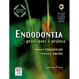 Livro - Endodontia Princípios e Práticas - Torabinejad ***