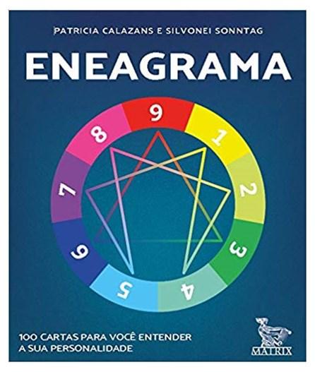 Livro - Eneagrama - Calazanas - Baralho