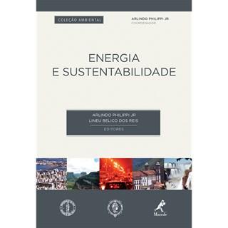Livro - Energia e Sustentabilidade - Philippi Jr