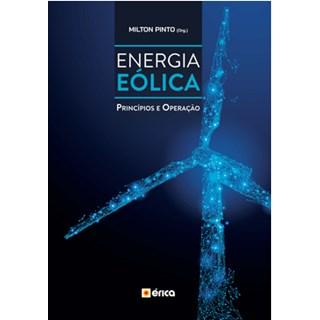 Livro - Energia Eólica - Princípios e Operação - Lira