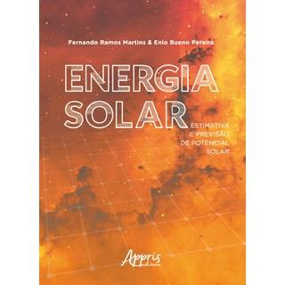Livro Energia Solar - Martins - Appris