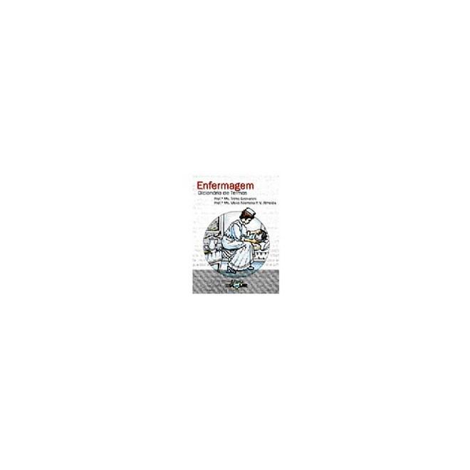 Livro - Enfermagem Dicionário de Termos - Geovanini #