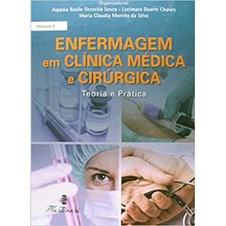 Livro - Enfermagem em Clínica Médica e Cirurgica - 4 Vols - Souza *** <>