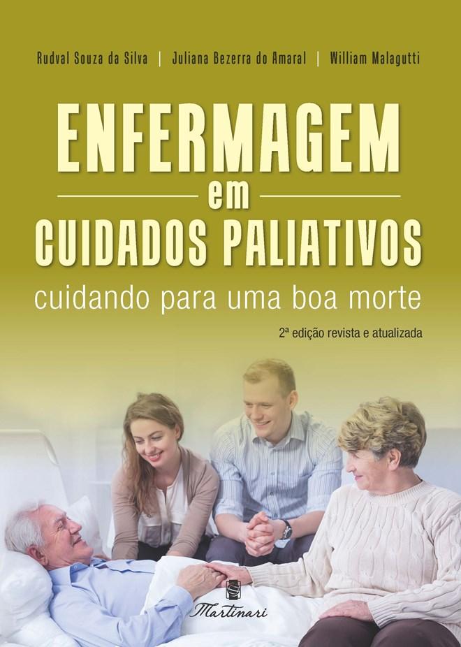 Livro - Enfermagem em Cuidados Paliativos - Malagutti
