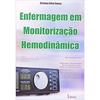 Livro - Enfermagem em Monitorização Hemodinâmica - Souza
