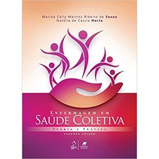 Livro - Enfermagem em Saúde Coletiva - Teoria e Prática - Horta