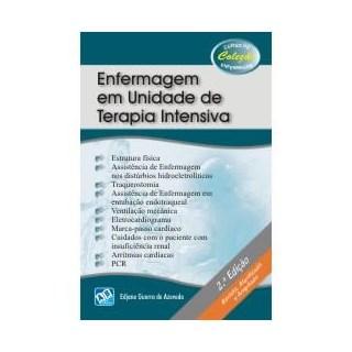 Livro - Enfermagem em Unidade de Terapia Intensiva - Azevedo