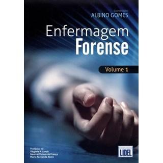 Livro - Enfermagem Forense - Vol. 1 - Gomes