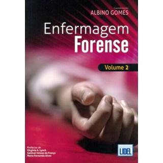Livro - Enfermagem  Forense vol 2 - Gomes - Lideel