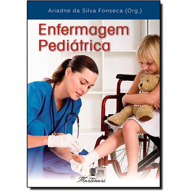 Livro - Enfermagem Pediátrica - Fonseca