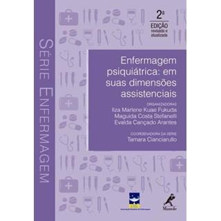 Livro - Enfermagem Psiquiátrica em suas Dimensões Assistenciais - Stefanelli