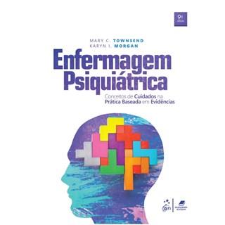 Livro Enfermagem Psiquiátrica - Townsend - Guanabara