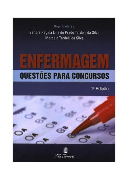 Livro - Enfermagem Questões para Concursos - Silva #
