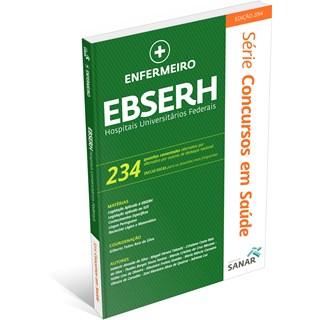 Livro - Enfermeiro - EBSERH - 234 Questões Comentadas