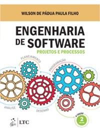 Livro Engenharia de Software Projetos e Processos Vol. 2 Padua