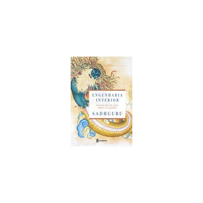Livro - Engenharia interior - Sadhguru 1º edição