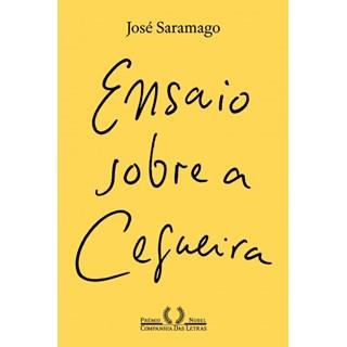 Livro - Ensaio Sobre a Cegueira - Camargo - Companhia das Letras