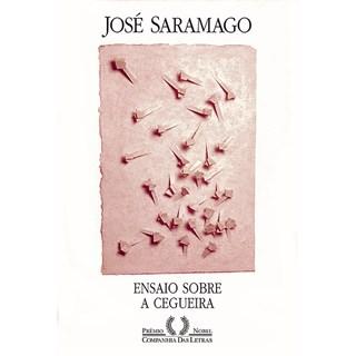 Livro - Ensaio sobre a Cegueira - José Saramago