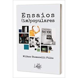 Livro - Ensaios (Im)populares - Filho - Brazil Publishing