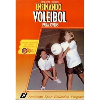 Livro - Ensinando Voleibol para Jovens