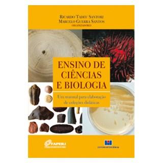 Livro - Ensino de Ciências e Biologia - Santori