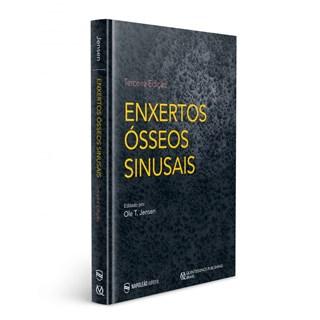 Livro - Enxertos Ósseos Sinusais - Jensen