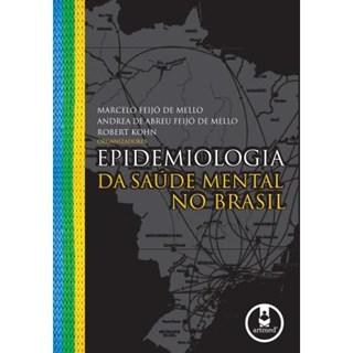 Livro - Epidemiologia da Saúde Mental no Brasil - Mello