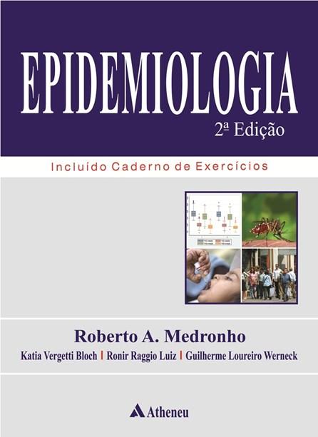 Livro - Epidemiologia - Medronho
