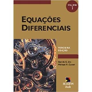 Livro - Equações diferenciais - Volume 1 - Zill