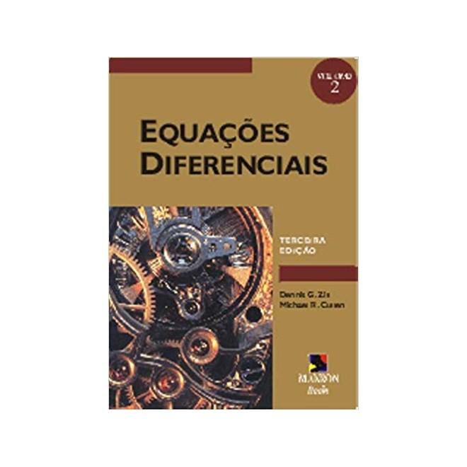 Livro - Equações Diferenciais - Volume 2 - Zill