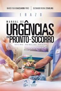 Livro Erazo Manual de Urgencias em Pronto-Socorro Baccarini