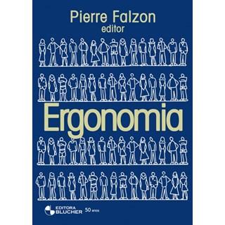 Livro - Ergonomia - Falzon