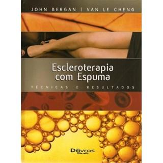 Livro - Escleroterapia com Espuma - Bergan