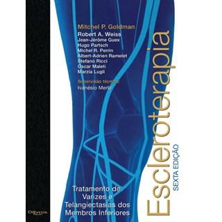 Livro - Escleroterapia - Goldman