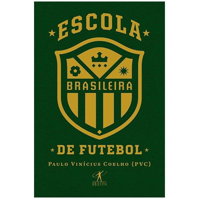 Livro - Escola Brasileira de Futebol - Coelho