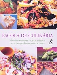 Oferta Livro - Escola de Culinária por R$ 94.99