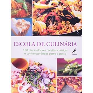 Livro - Escola de Culinária