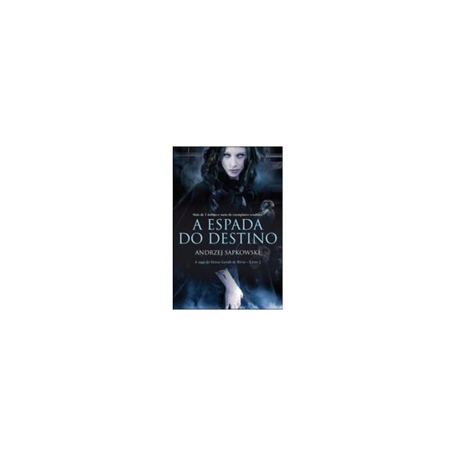 Livro Espada do Destino - The Witcher Livro 2 - WMF MARTINS FONTES
