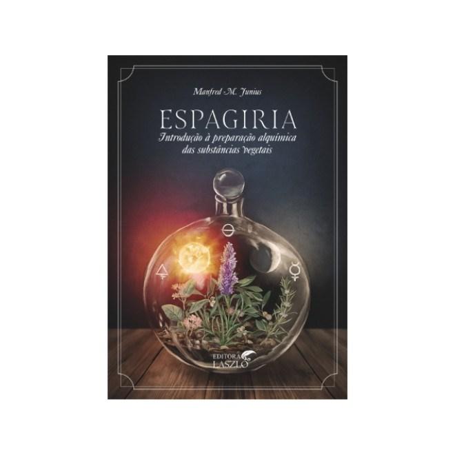 Livro - Espagiria - Junius - Lazlo