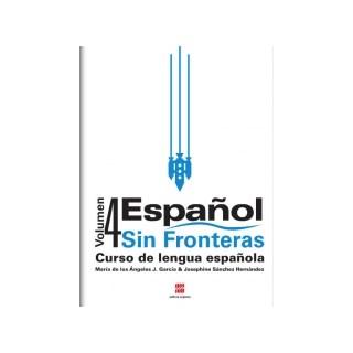Livro - Español Sin Fronteras - Vol 4 - Scipione