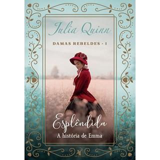 Livro Esplêndida - Quinn - Arqueiro