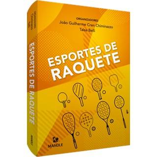 Livro Esportes de Raquete - Chiminazzo - Manole