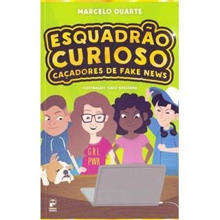 Livro - Esquadrão Curioso - Duarte - Panda Books