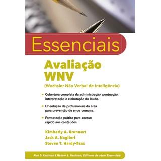 Livro -Essenciais:  Avaliação WNV - Brunnert - Pearson