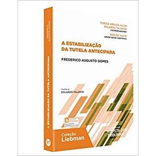 Livro - Estabilizacao Da Tutela Antecipada -GOMES