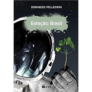Livro Estação Brasil - Pellegrini - FTD