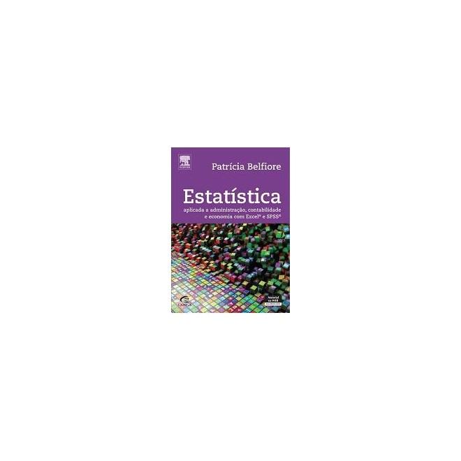 Livro - Estatística Aplicada - Belfiore