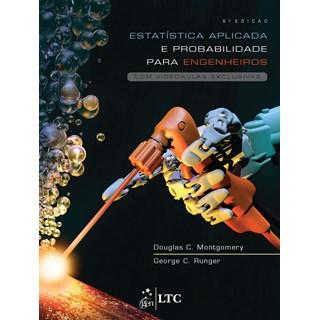 Livro - Estatística Aplicada e Probabilidade para Engenheiros - Montgomery