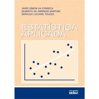 Livro - Estatística Aplicada - Fonseca